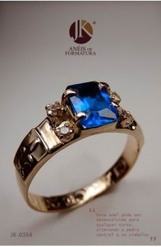 Heart Ring, Sapphire, Pasta, Student, Engagement Rings, Jewels, Detail, Shabby Chic Jewelry, Brides