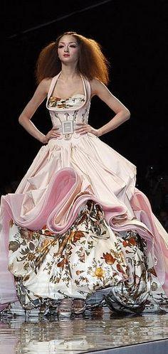 Christian Dior Haute Couture S/S 2009