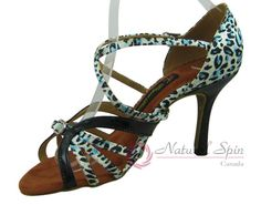 Natural Spin Salsa Salsa Shoes/Tango Shoes/Fashion Shoes(Open Toe):  S1145-02_1_