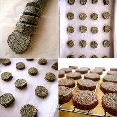 Seaweed Cookies (Paleo AIP)