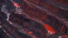 Mine de fer, Brésil