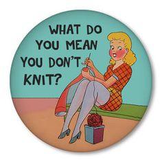.. funny knitting by ZippyPins