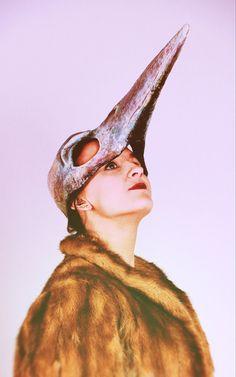 Pappmaché Maske Skulptur über Kopf Maske von luveverystitch auf Etsy