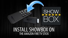 How to Install Showbox on Amazon Fire TV Stick ( no PC required) How to Install Showbox on Amazon Fire TV Stick or Box ( no PC required) This is very short and quick video for How to get showbox on you amazon fire tv stick or Box using ES file ex...