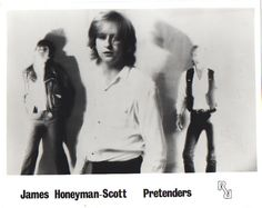 James Honeyman-Scott: The Complete 1981 Pretenders Interview | Jas Obrecht Music Archive - http://jasobrecht.com/james-honeyman-scott-the-pretenders-qa/