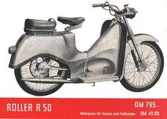 Kreidler Roller R 50