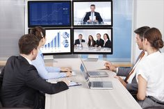 Video Conferencing Solutions provide you the capability of real-time communications between you and your branch offices, customers and partners around the world.