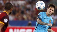 L'altra cara del Roma-Barça en l'estrena europea | FC Barcelona