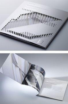 Deustche Bank Brochure by Studio 2br | Inspiration Grid | Design Inspiration