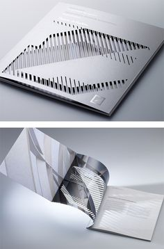 Deustche Bank Brochure by Studio 2br | Inspiration Grid | Design Inspiration