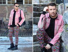 H&M Shoes, H&M Pants, Zara Bag, Diy Denim Jacket