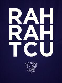 Rah Rah TCU!