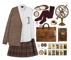 """""""A Window To The Past, Harry Potter Soundtrack"""" by blendasantos ❤ liked on Polyvore featuring Berluti, Steven Alan, BOBBY, Monki, Ethan Allen, 3.1 Phillip Lim, Iosselliani and Monsoon"""