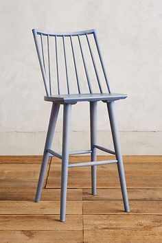Clearie Bar Stool - anthropologie.com