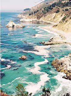 Fall inspiration: Big Sur Vacation