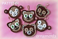 Crochet Pattern - Crochet Animals