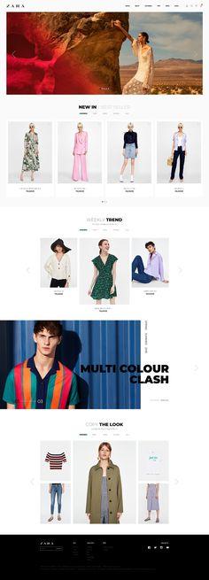 Portfolio Web Design, Portfolio Layout, Web Layout, Layout Design, Typography Layout, Event Page, Color Shapes, Ui Ux Design, Shopping Websites