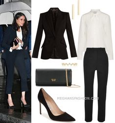 1 February 2018 - What Meghan Markle wore for Endeavour Fund Awards