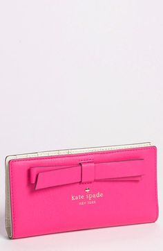 kate spade new york 'hancock park - stacy' leather wallet available at #Nordstrom