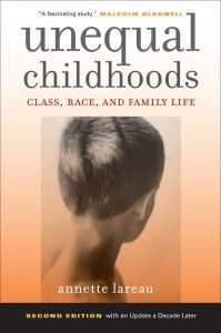 """From """"The Society Pages"""" website - this is an update, 10 years later, on the original families who were studied in """"Unequal Childhoods."""""""