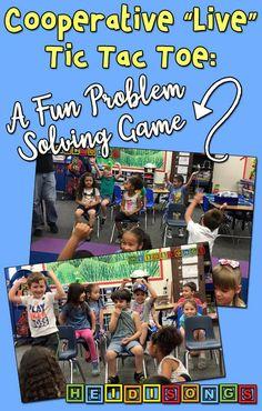 22 Ideas Group Games For Kids Problem Solving For 2019 Group Card Games, Group Games For Kids, Indoor Games For Kids, Games For Teens, Problem Solving Activities, Problem Solving Skills, Kindergarten Games, Preschool Games