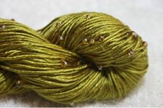 Indian Silk Shop Beaded Yarn 001