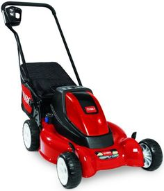 Toro 20360 E-Cycler 20-Inch 36-Volt Cordless Electric Lawn Mower, 2015 Amazon Top Rated Riding Lawn Mowers & Tractors #Lawn&Patio
