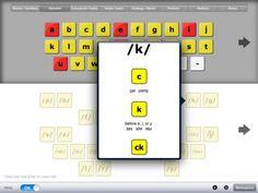 SoundLiteracy app for iPad - Orton-Gillingham compatible