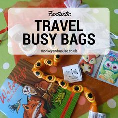 Travel Busy Bags Review