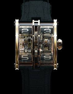 Master Horologer: 2LMX Watches: Ultimate Horology!