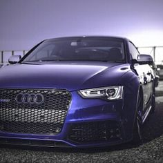 Modified Audi RS5~