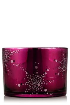 Buy Plum Berry Fragranced 3 Wick Candle from the Next UK online shop