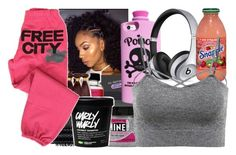"""Free City...."" by copperperro ❤ liked on Polyvore featuring FreeCity, Valfré and Beats by Dr. Dre"