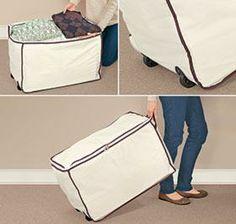 Rolling Storage Bag @ Harriet Carter