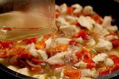 Γιουβέτσι στα γρήγορα, με φιλέτο κοτόπουλου ⋆ Cook Eat Up! Cabbage, Grains, Rice, Pasta, Vegetables, Cooking, Food, Kitchen, Essen