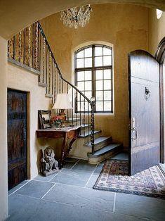 Escaleras con mucho estilo