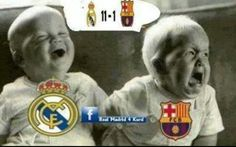 Haha ! Real madrid is the best ★