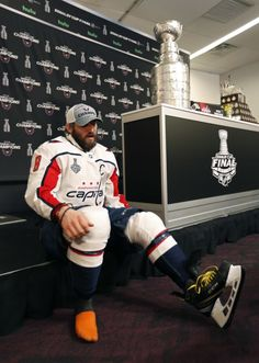 Stanley Cup winner Alex Ovechkin may just be getting started Washington Capitals Stanley Cup, Capitals Hockey, Alex Ovechkin, Stanley Cup Champions, Hockey Teams, Uk News, Finals, Athlete, English