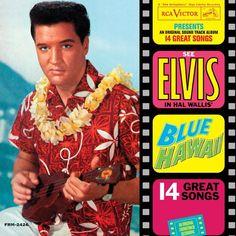 Elvis Presley - Blue Hawaii on Limited Edition 180g LP