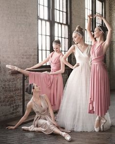 Ballet-Inspired Wedding Dresses And Accessories: Channel Black Swan – Sans The Crazy