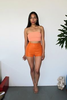 Meet gabriela she submitted photos of herself for our for American apparel meet the models template