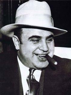 Al Capone - Bing Images