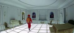 2001: A Space Odyssey (1968) directed by Stanley Kubrick