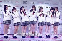 """【PHOTO】LOVELYZ、デビューショーケースを開催""""ソ・ジスを除く7人のメンバーで溌剌とした魅力をアピール"""" - PHOTO - 韓流・韓国芸能ニュースはKstyle"""