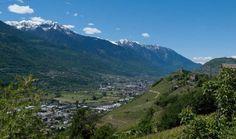 Dall'Appennino alle Alpi: Valtellina: la Via dei terrazzamenti