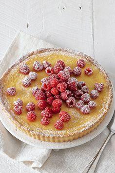 A scrumptious lemon tart recipe is the perfect fresh and citrusy dessert.