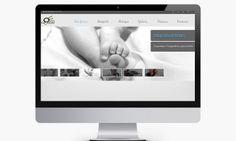 Diseño página web principal con slider para fotógrafa profesional http://www.basicum.es/portfolio-item/diseno-pagina-web-de-fotografia-y-fotografa-profesional/