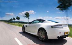 nice aston martin vantage v12 blue  image hd 2011 Aston Martin V8 Vantage N420 Cars Sketches