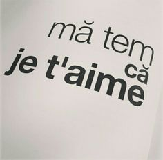 Ma tem ca je t'aime Love Wishes, I Hate My Life, Funny Illustration, Motivational Words, What Is Love, True Words, Motto, Funny Texts, Favorite Quotes