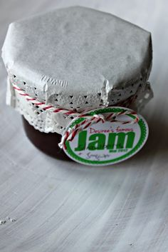 Erdbeer Ingwer Marmelade / Strawberry Ingwer Marmelade